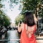 ruas de Amsterdam