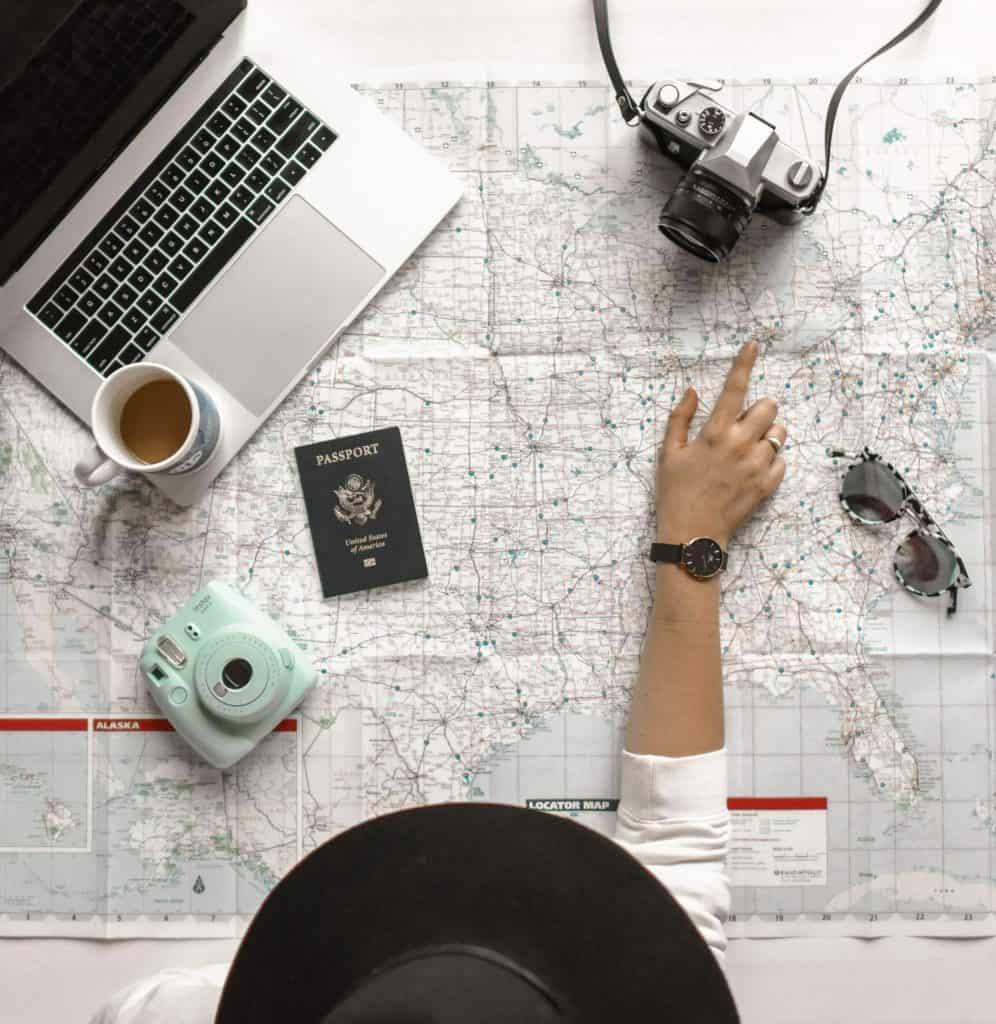 Nova Autorização de Viagem