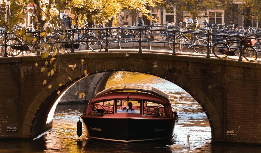 idioma em Amsterdam