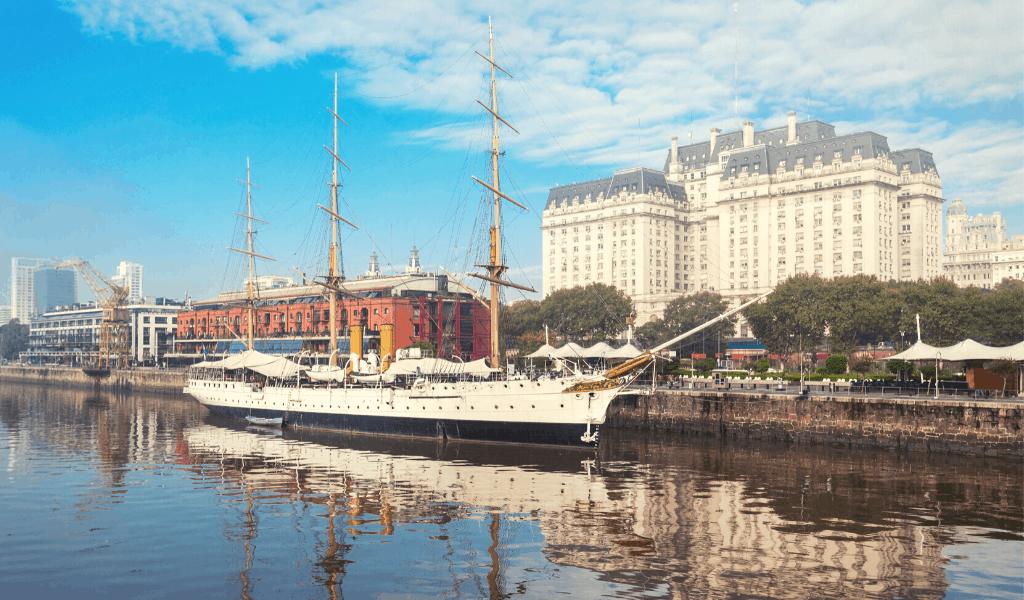 O que fazer em Buenos Aires - Porto Madero