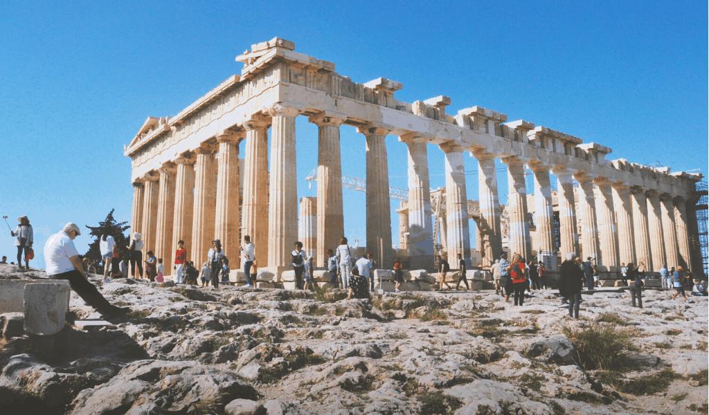 O que fazer em Atenas - Acropole