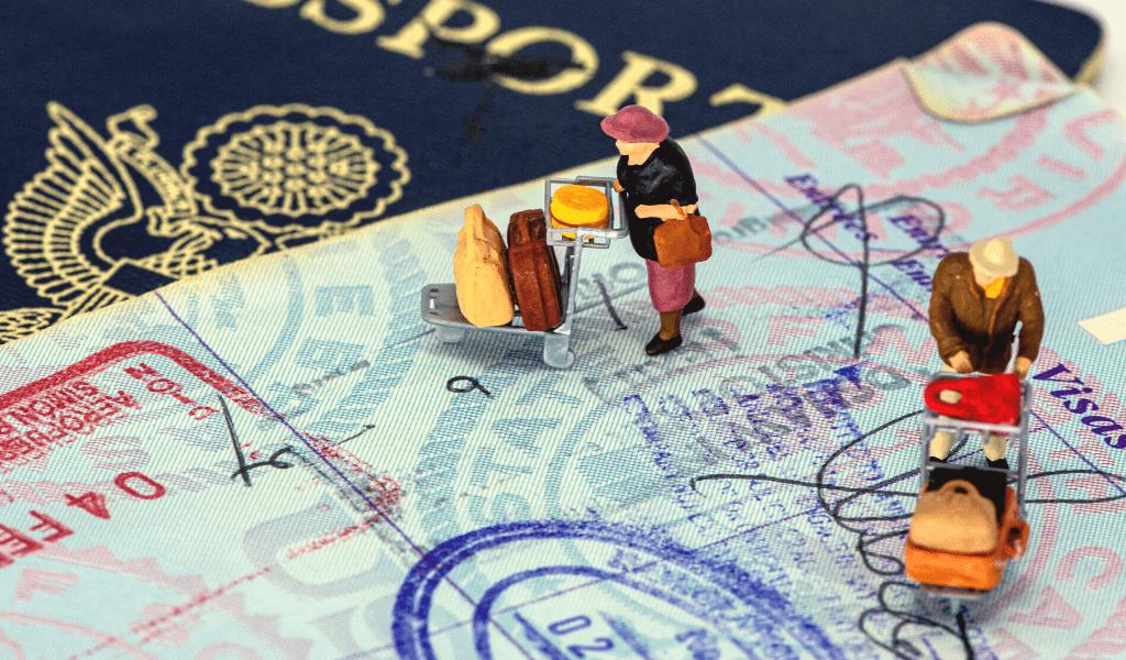 pontos importantes de como tirar passaporte