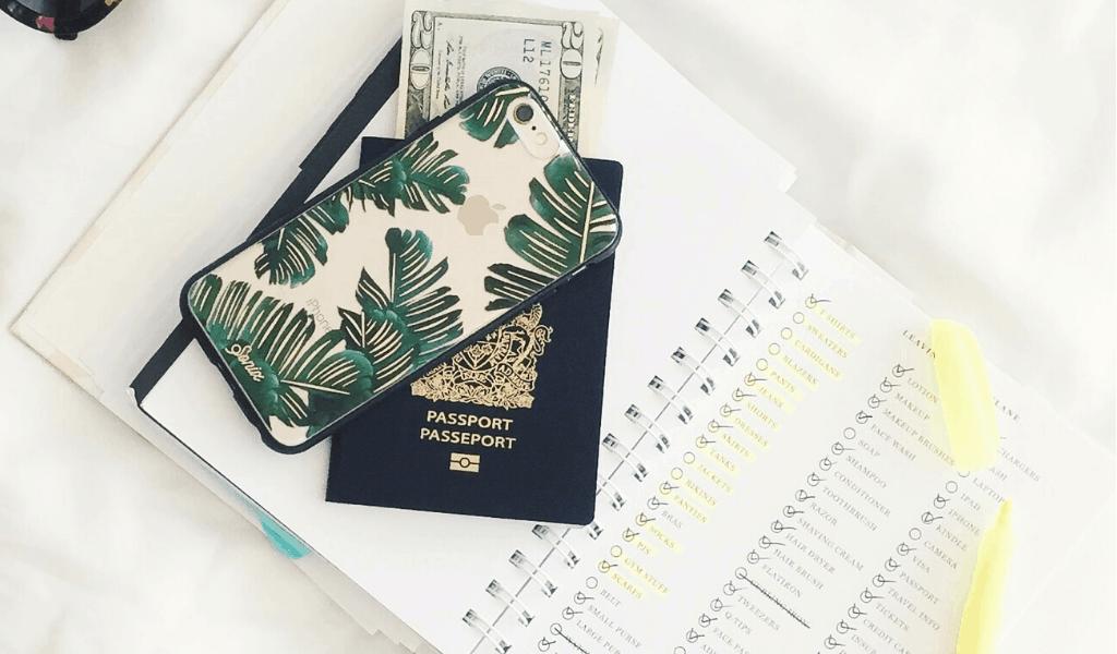 bagagem de mão - dicas e informações
