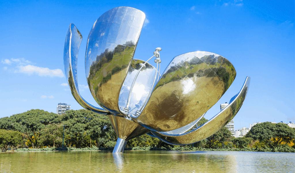 O que fazer e Buenos Aires - Floralis Generica