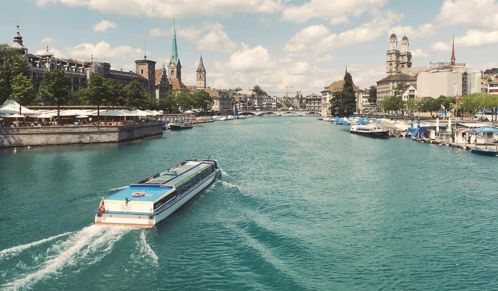 o que fazer em Zurique