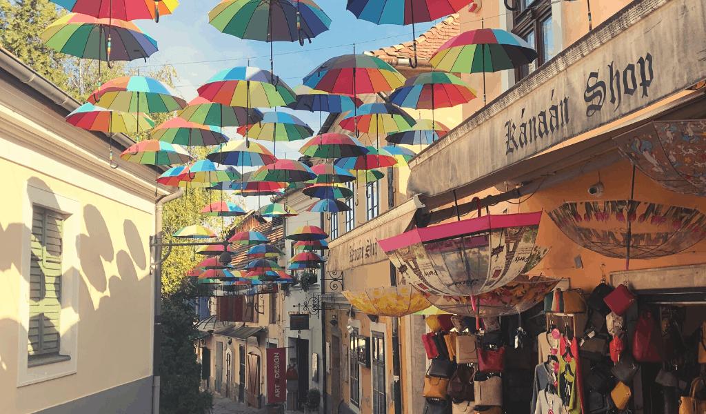 o que fazer em Budapeste : Szentendre