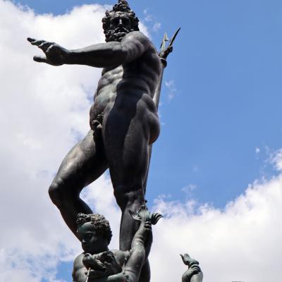 Roteiro 1 dia em Bolonha - Fonte de Netuno