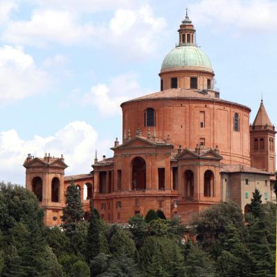 Santuário San Luca Bolonha