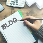 como começar um blog